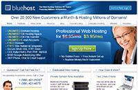 美国顶级主机服务商系列之:BlueHost