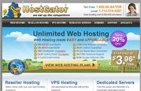 HostGator主机优惠:全线主机产品5.5折