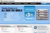123Systems:$34年付/OpenVZ-2G/35G/3T 达拉斯