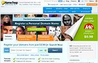 NameCheap域名优惠:Me域名注册$0.98限时优惠