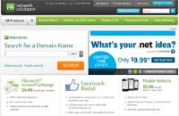 Network Solutions域名优惠:五大国际域名$0.99限时优惠
