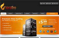 TeraFire:$1.25月付/OpenVZ-128MB/20GB/300GB 洛杉矶