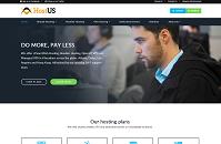 HostUS:$10年付/OpenVZ768MB/20GB/2TB/G口 美国洛杉矶